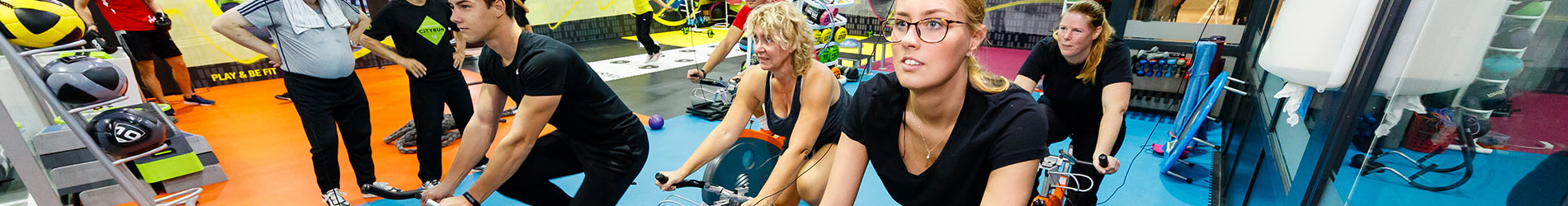 Sportschool Loosdrecht spinning